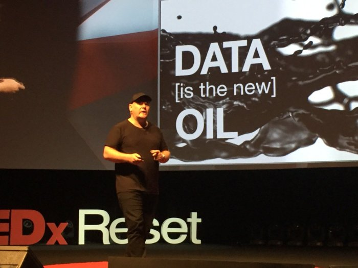 TEDx Reset 'Why Robots Need To Dream'